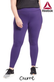 Reebok Curve Purple Lux Leggings