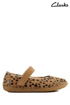 Clarks Animal Skylark Tap T Shoes