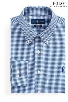Polo Ralph Lauren Blue/White Shirt