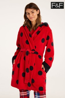 F&F Red Minnie™ Robe