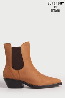 Superdry Western Boots