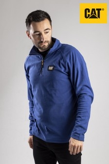 CAT® Blue Concord Fleece Pullover Fleece