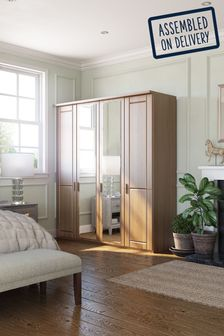 Elmsmore Large Hinged Wardrobe