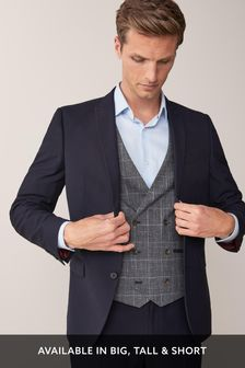 Two Button Suit: Jacket