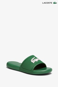 Lacoste Green Junior L30 Sliders