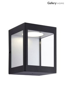 Gorgie Square Outdoor Wall Light by Gallery Direct