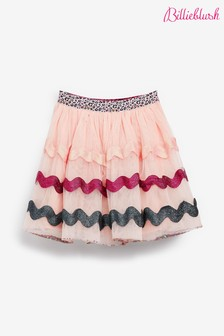 Billieblush Pink Ribbon Tutu Skirt