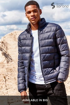 Funnel Quilted Jacket With DuPont™ Sorona® Insulation