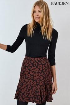 Baukjen Black Esmee Skirt
