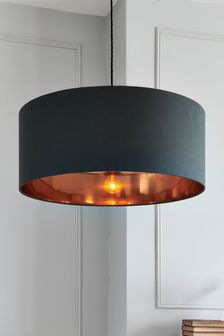 Copper Ceiling Lights Copper Pendants Shades Next Uk