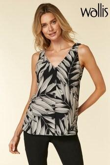 Wallis Sketch Palm Cami