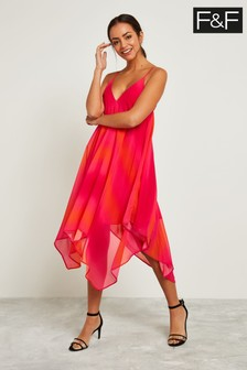 F&F Multi Ombre Maxi Dress