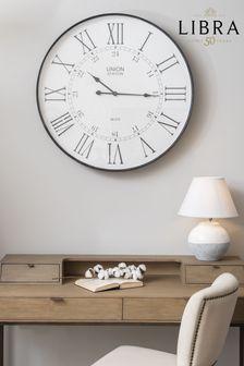 Libra Antique Grey Wall Clock