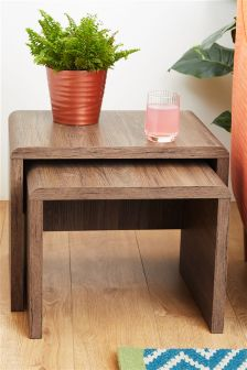 Set Of 2 Jay Nest Of Tables