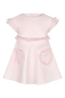 Bimbalo Girls Pink Dress