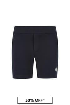 Emporio Armani Baby Navy Shorts