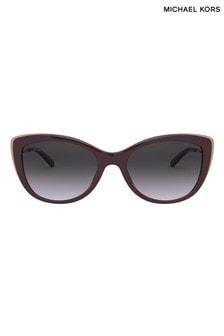Michael Kors Burgundy South Hampton Sunglasses
