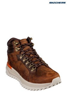 Skechers Brown Sole Trek Boots