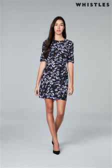 Whistles Exclusive To Label Pansy Dress
