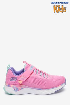 Skechers® Pink Solar Fuse Paint Power Trainers