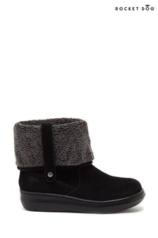 Rocket Dog Black Sugar Mint Ankle Winter Boots