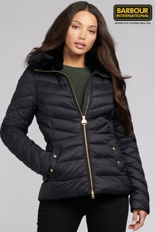 Barbour® International Simoncelli Quilted Jacket