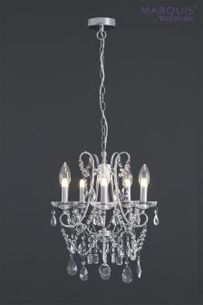 Marquis By Waterford Annalee 5 Light Chandelier