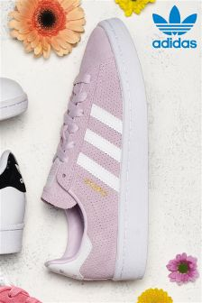 adidas Originals Pink Campus