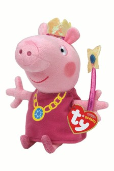 Ty Peppa Pig™ Princess Buddy 20cm