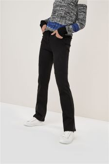 Soft Touch Boot Cut Jeans