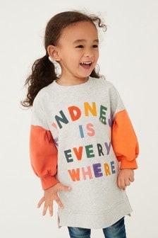 Longline Sweatshirt (3mths-7yrs)