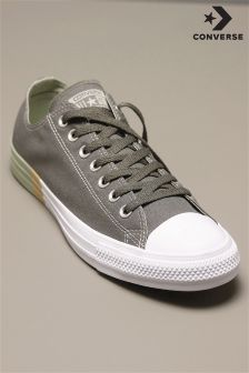 Converse Green Colourblock Chuck Ox