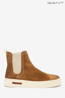 GANT Brown Maria Chelsea Boots