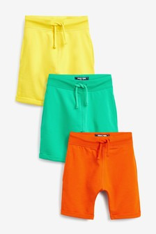 3 Pack Shorts (3mths-7yrs)