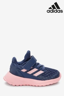 adidas Run RapidaRun Infant Velcro Trainers