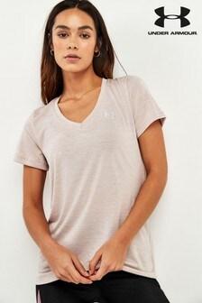 Under Armour Tech Twist V-Neck T-Shirt