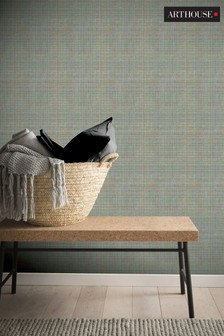 Arthouse Tweed Wallpaper