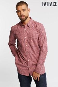 FatFace Pink Melbury Ditsy Print Shirt