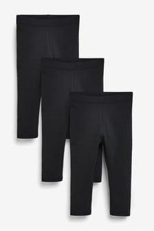 3 Pack Leggings (6mths-5yrs)