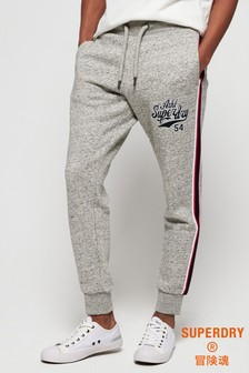 Superdry College Appliqué Joggers