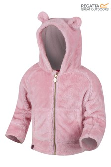 Regatta Pink Little Adventurers Joely Fleece