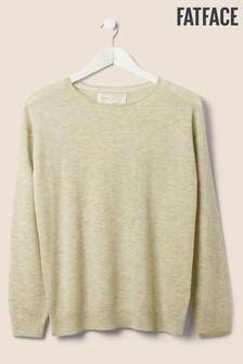 FatFace Grey Zoe Jumper