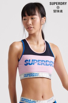 Superdry Sport Sprint Workout Bra