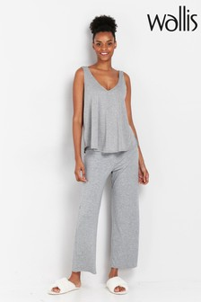 Wallis Tall Grey Jersey Trousers