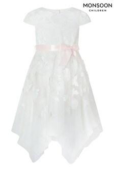 Monsoon Leilani Jacquard Dress