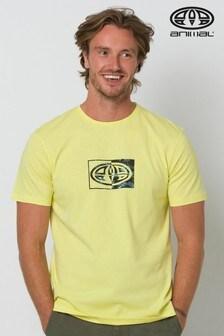 Animal Yellow Claw Graphic T-Shirt