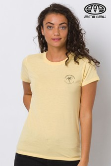 Animal Yellow Flyte Graphic T-Shirt
