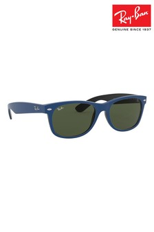 Ray-Ban® Blue/Black Wayfarer Sunglasses