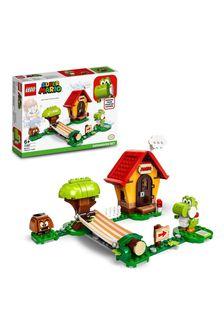 LEGO 71367 Super Mario House & Yoshi Expansion Set