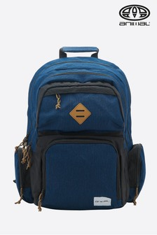 Animal Navy Spray Backpack
